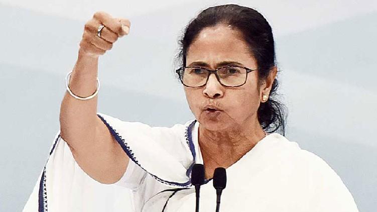 Mamata Banarjee to Election Commission