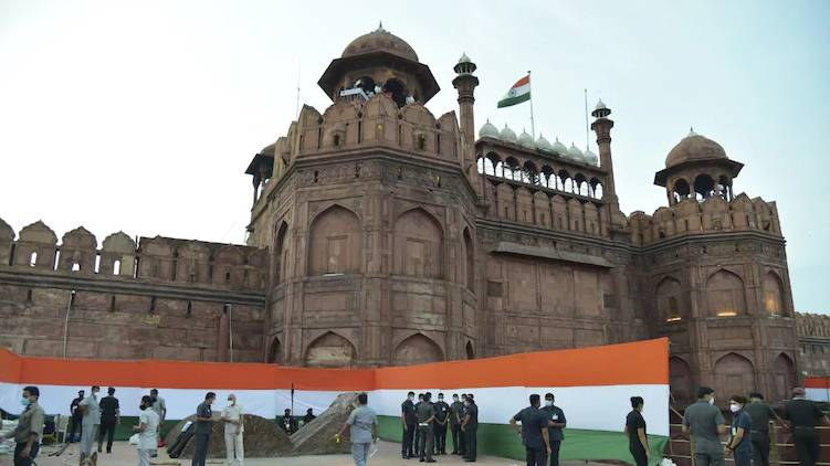 multi level security red fort