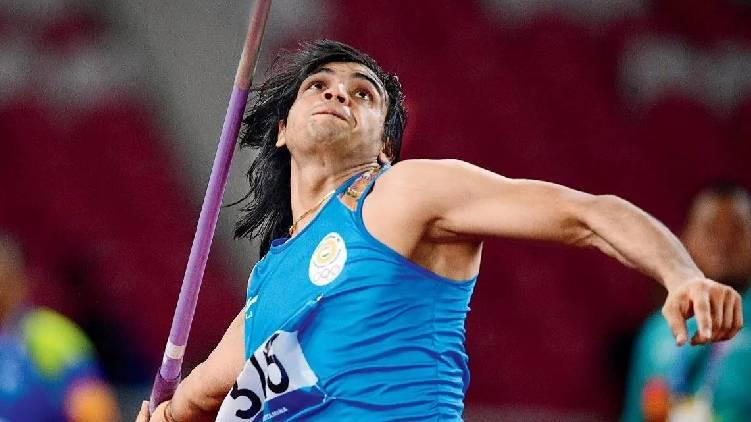 neeraj chopra enters final