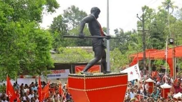 punnapra vayalar martyrs freedom fighters