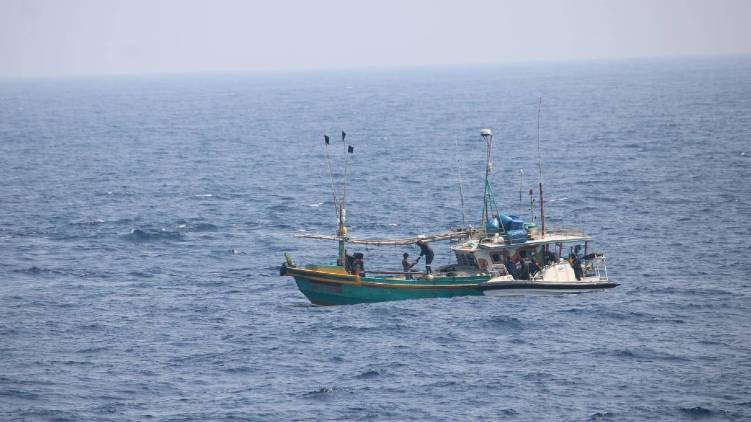 srilankan boat angamaly links
