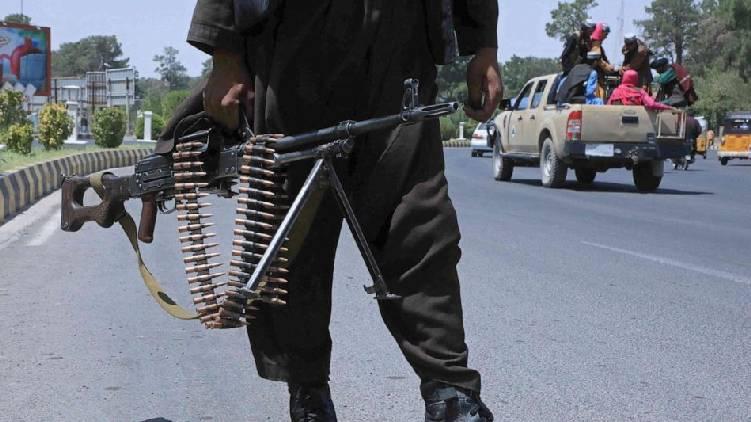 taliban enters kabul