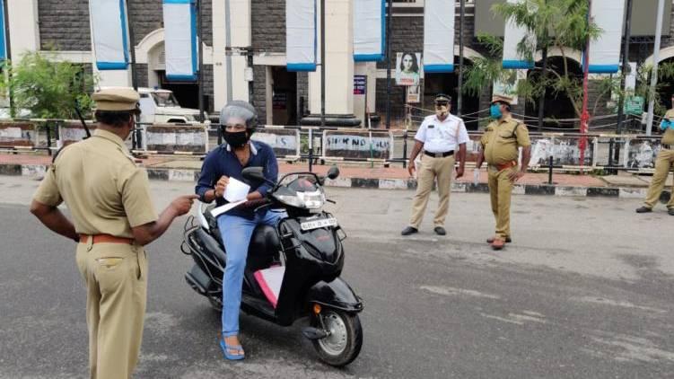 thiruvananthapuram lockdown