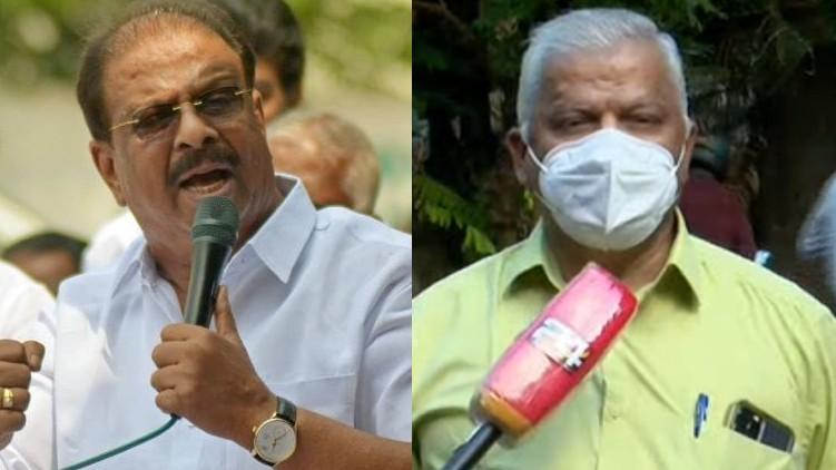 mv jayarajan against k sudhakaran