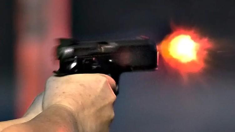 firing in Delhi