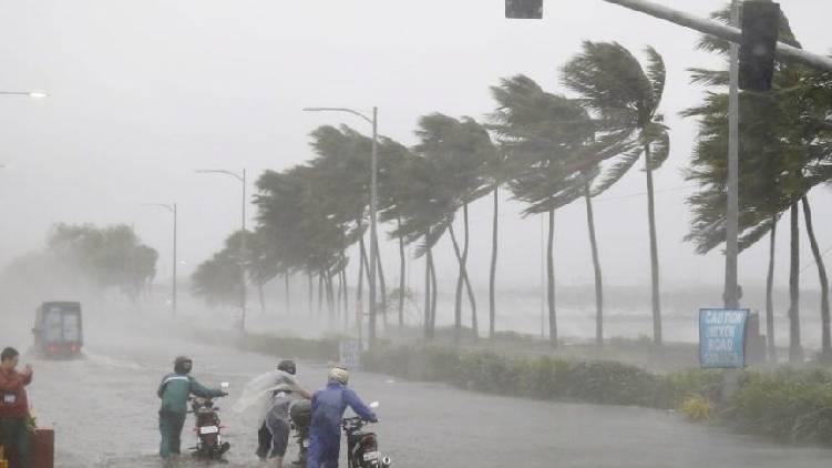Cyclone Gulab set to hit Andhra, Odisha today
