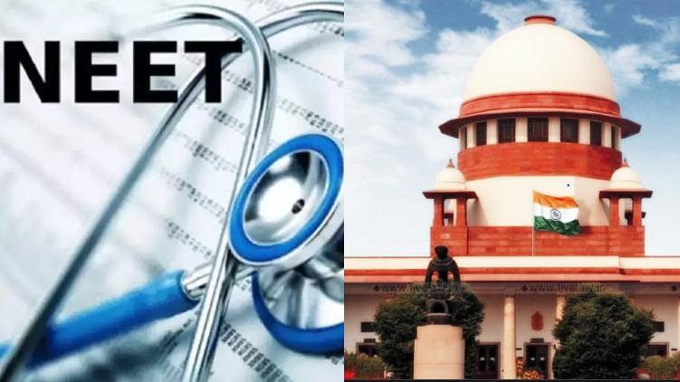 neet ugc exam- supreme court