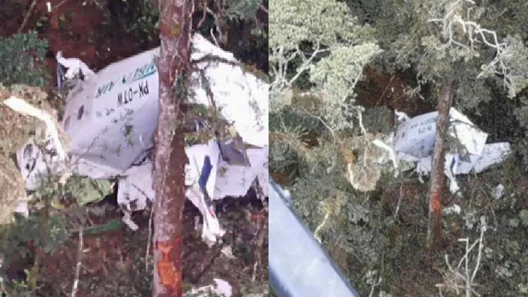 cargo plane crash indonesia