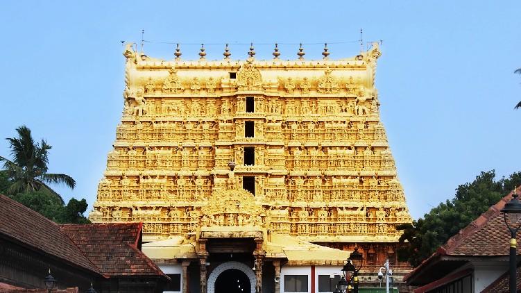 sreepadmanabha temple