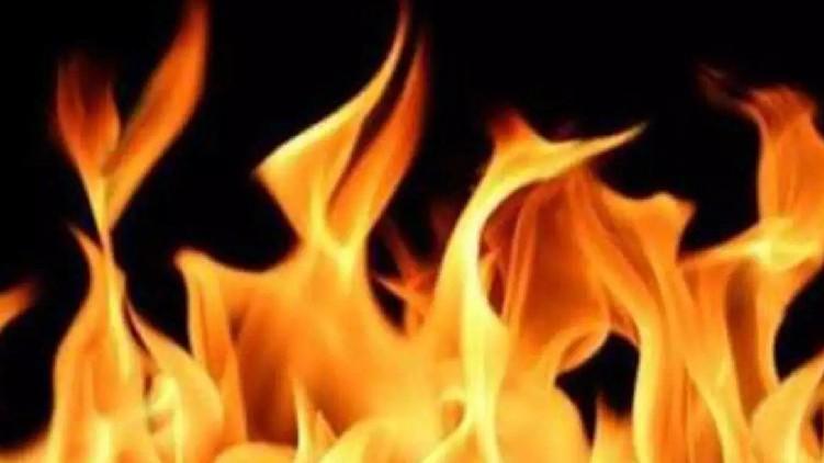 fire in beijing
