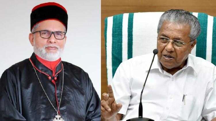 pinarayi vijayan against pala bishop