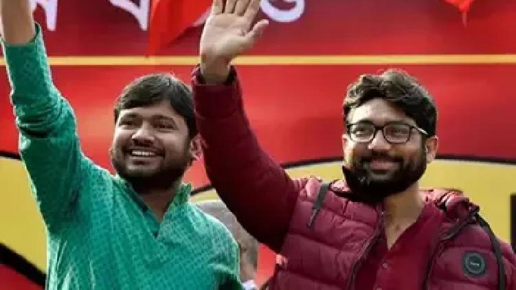 kanhaiya kumar and jignesh mevani