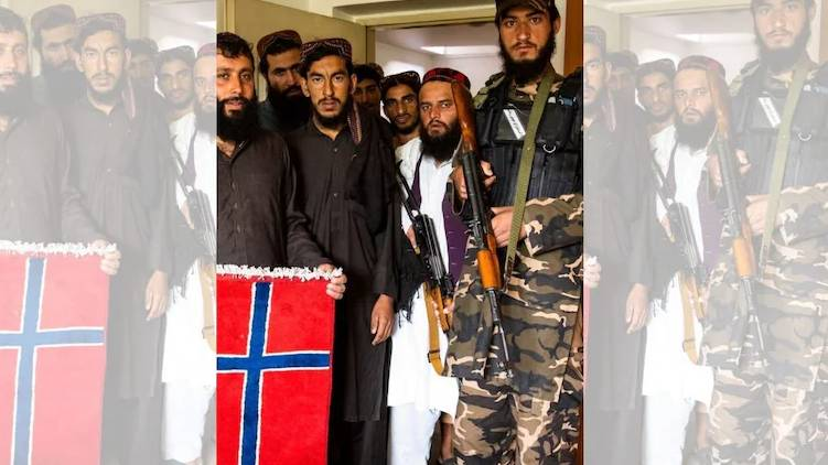 Taliban taking over Norwegian embassy