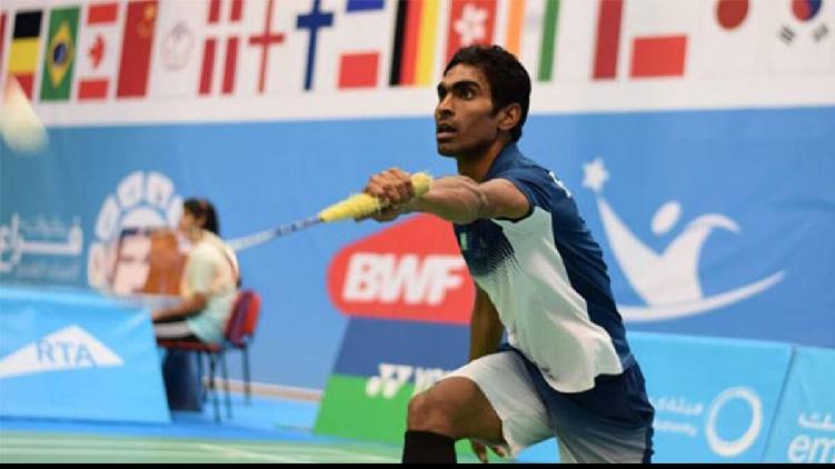 Pramod Bhagat in final