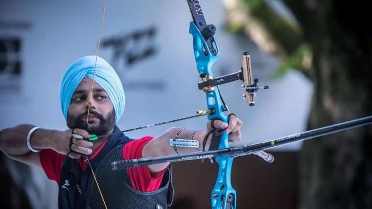 paralympics harvinder archery bronze
