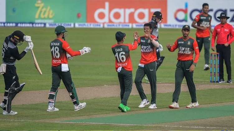 bangladesh won new zealand