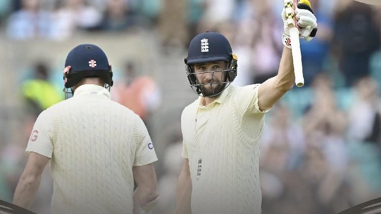 england lead india test