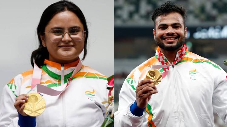 india paralympics record medals