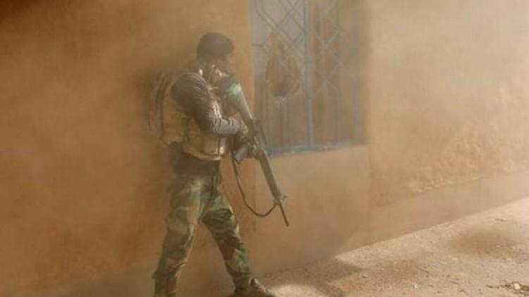 police killed IS Iraq