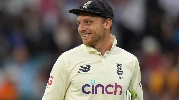 Jos Buttler England Test
