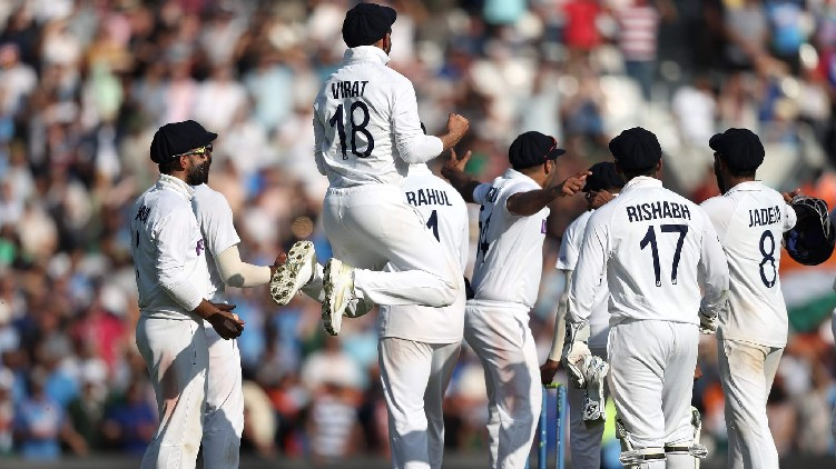 india test victory england