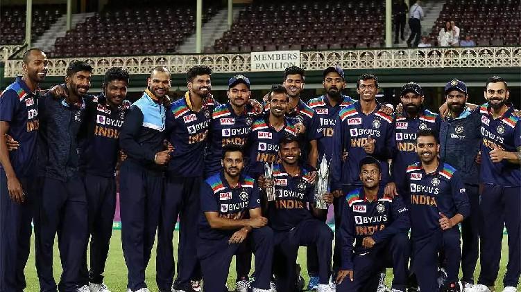 India T20 World squad
