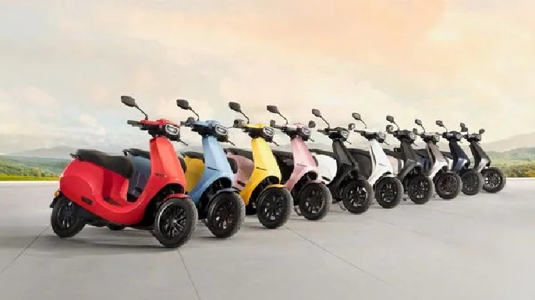 Ola electric scooters sale