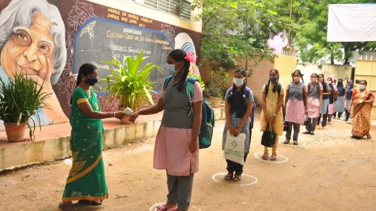 students Covid Tamil Nadu