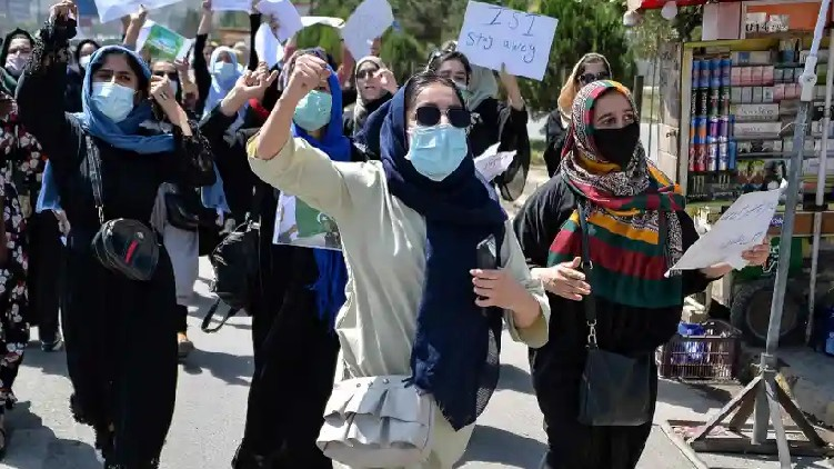 Apply Clearance Taliban Protests