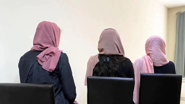 Women home Taliban Mayor