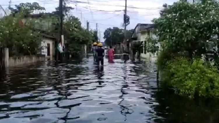 Waterlogged Home Charge Phone