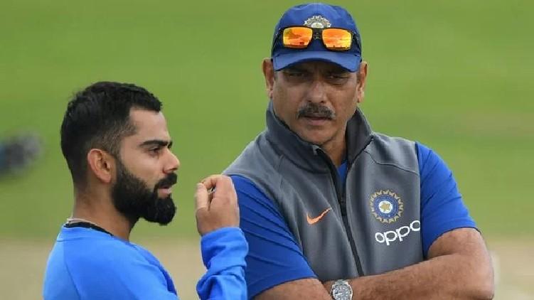 Ravi Shastri Kohli captaincy