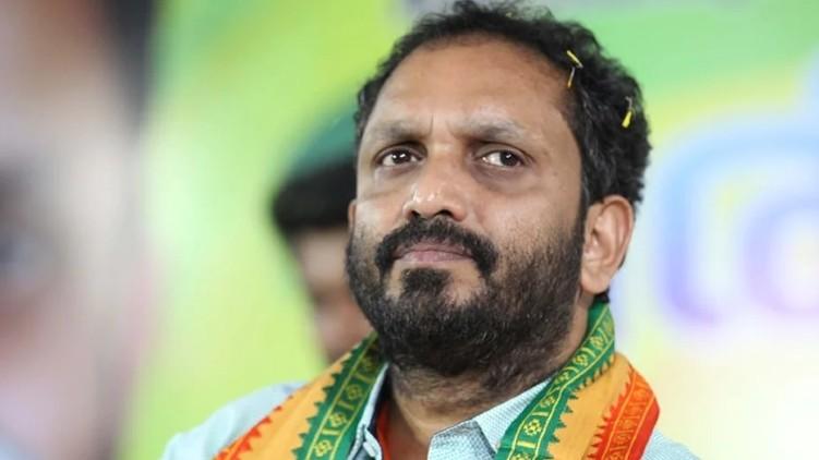 surendran remove bjp president