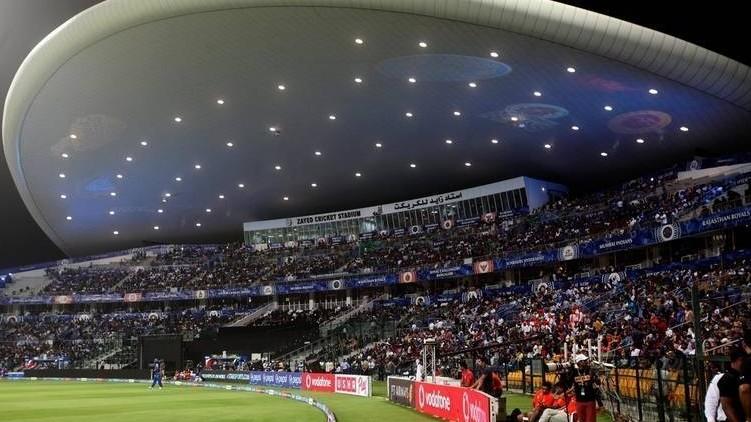 IPL Fans Stadiums UAE