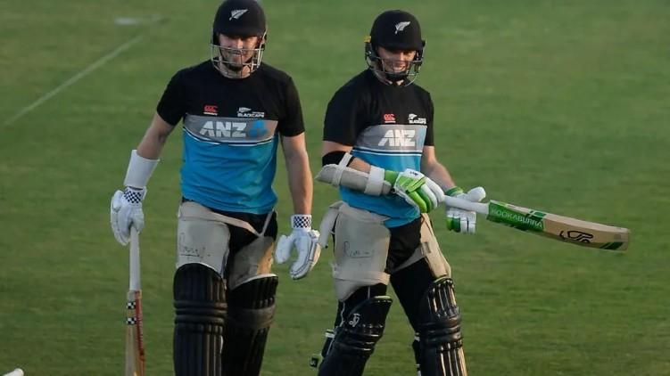 New Zealand Pakistan tour