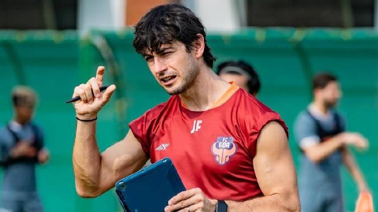 goa coach criticizes durand