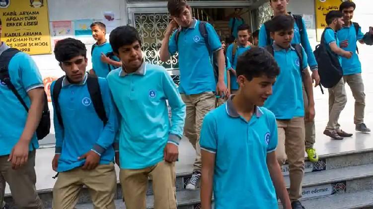 Taliban Boys' School Reopen