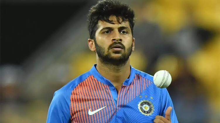 Shardul Thakur disappointed T20