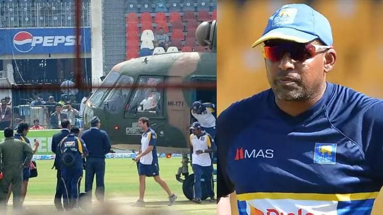 Thilan Samaraweera attack Pakistan