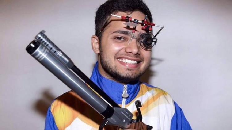 tokyo paralimpics, manish narwal