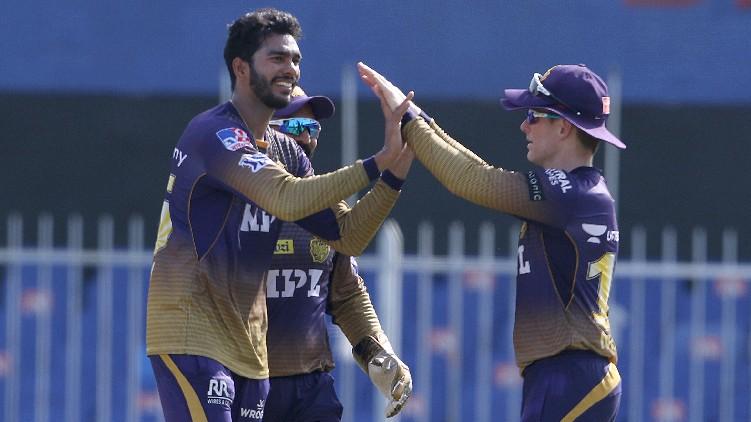 delhi capitals innings kkr