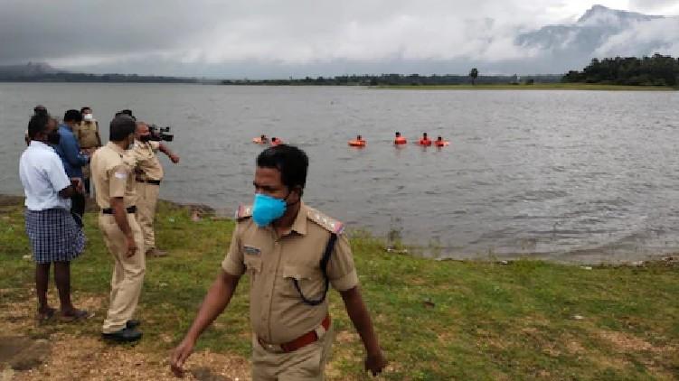 walayar dam missing students