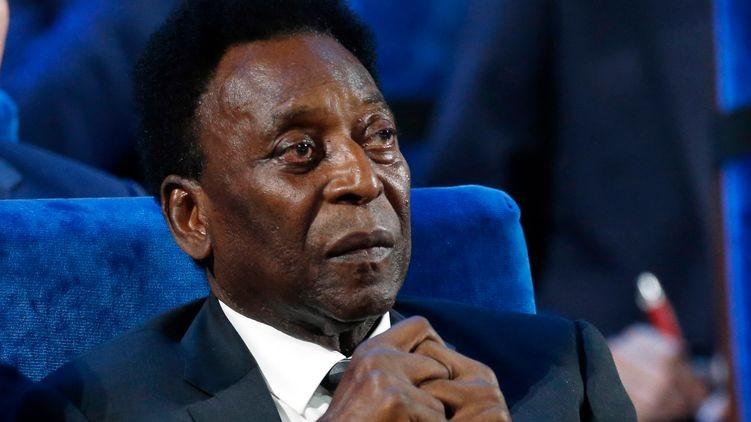 Legend Pele's surgery successful