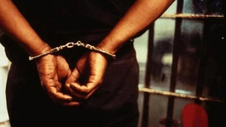 Police arrested murderer