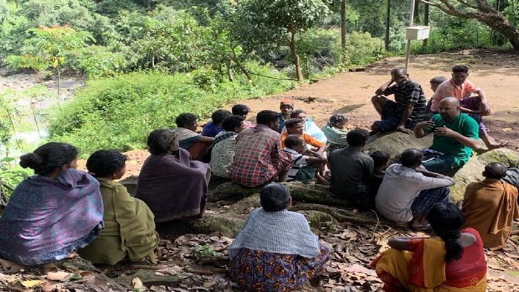 Attappadi voluntary organization complaint