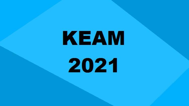 KEAM 2021 score published