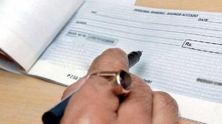 Cheque books 3 banks invalid