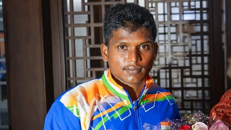 Reward for Mariyappan Thankavelu