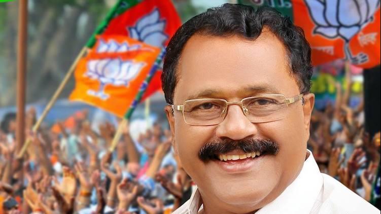 PS Sreedharanpilla supports Pala Bishop