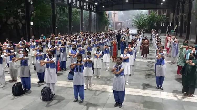 Delhi school reopen